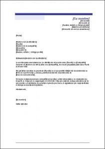 Modelo carta solicitud de ayuda