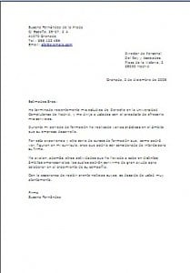 Carta de motivación para primer empleo