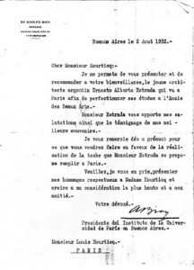 Carta laboral en inglés