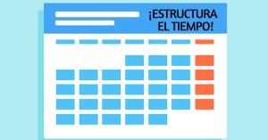 el cronograma de investigación